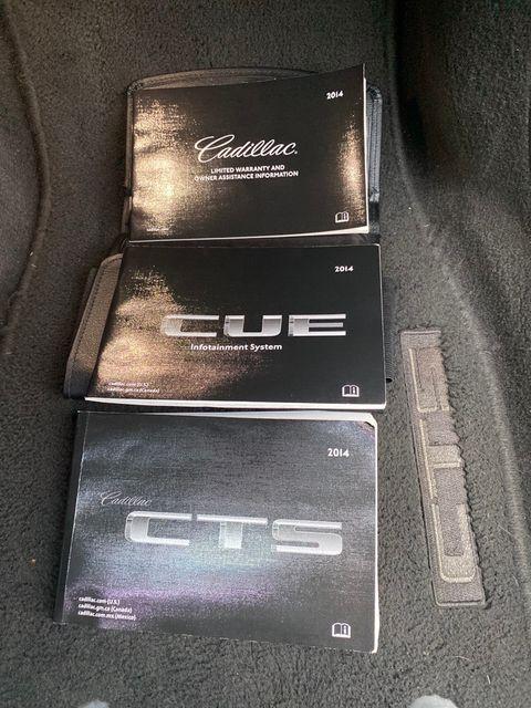2014 Cadillac CTS Sedan Vsport RWD Madison, NC 14