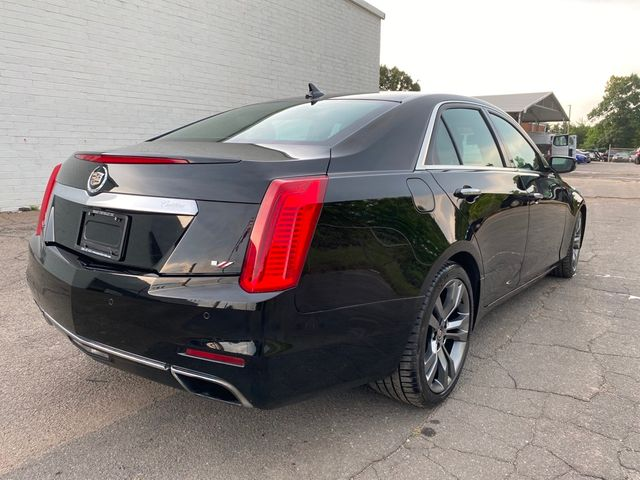 2014 Cadillac CTS Sedan Vsport RWD Madison, NC 1