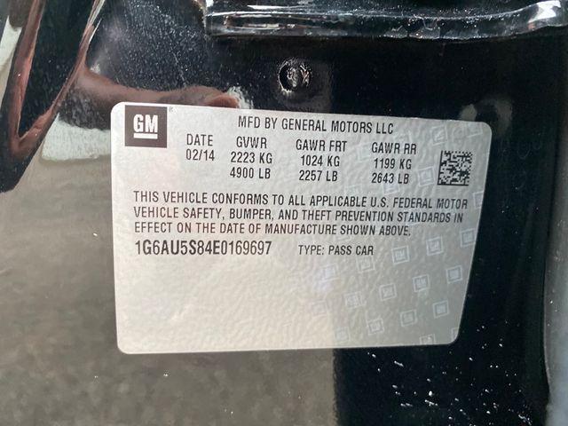 2014 Cadillac CTS Sedan Vsport RWD Madison, NC 45