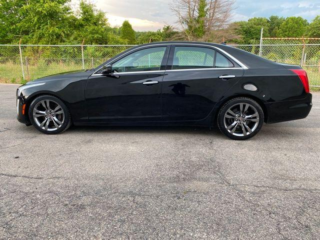 2014 Cadillac CTS Sedan Vsport RWD Madison, NC 4