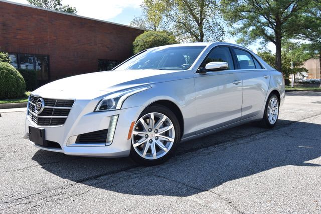 2014 Cadillac CTS Sedan Luxury RWD
