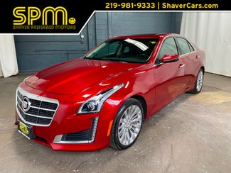 2014 Cadillac CTS Sedan Luxury AWD W Roof in Merrillville, IN 46410