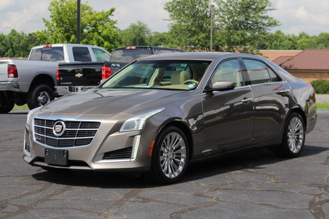 2014 Cadillac CTS Sedan Luxury AWD - NAV - ULTRAVIEW SUNROOF - BLIND SPOT! Mooresville , NC 23