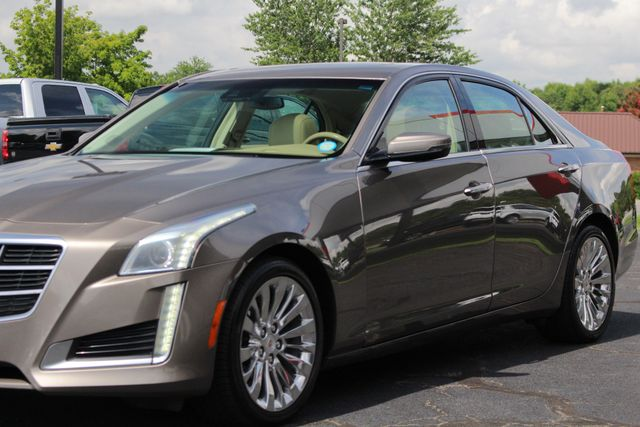 2014 Cadillac CTS Sedan Luxury AWD - NAV - ULTRAVIEW SUNROOF - BLIND SPOT! Mooresville , NC 27