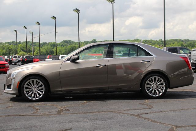 2014 Cadillac CTS Sedan Luxury AWD - NAV - ULTRAVIEW SUNROOF - BLIND SPOT! Mooresville , NC 16