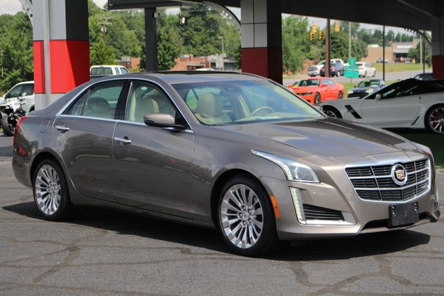 2014 Cadillac CTS Sedan Luxury AWD - NAV - ULTRAVIEW SUNROOF - BLIND SPOT! Mooresville , NC 22
