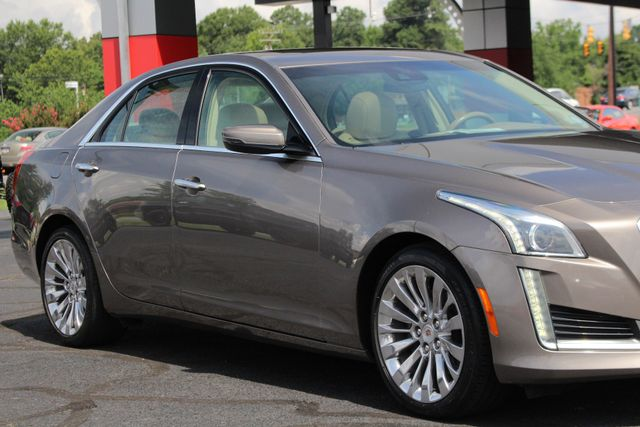 2014 Cadillac CTS Sedan Luxury AWD - NAV - ULTRAVIEW SUNROOF - BLIND SPOT! Mooresville , NC 26