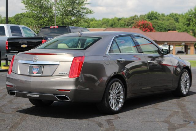 2014 Cadillac CTS Sedan Luxury AWD - NAV - ULTRAVIEW SUNROOF - BLIND SPOT! Mooresville , NC 24