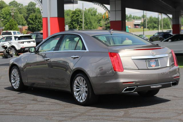 2014 Cadillac CTS Sedan Luxury AWD - NAV - ULTRAVIEW SUNROOF - BLIND SPOT! Mooresville , NC 25