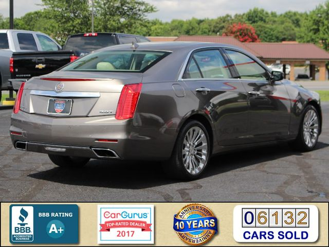 2014 Cadillac CTS Sedan Luxury AWD - NAV - ULTRAVIEW SUNROOF - BLIND SPOT! Mooresville , NC 2
