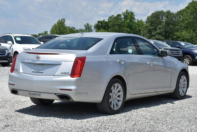2014 Cadillac CTS Sedan AWD Naugatuck, Connecticut 4