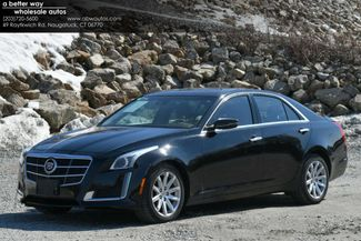 2014 Cadillac CTS Sedan Luxury AWD Naugatuck, Connecticut