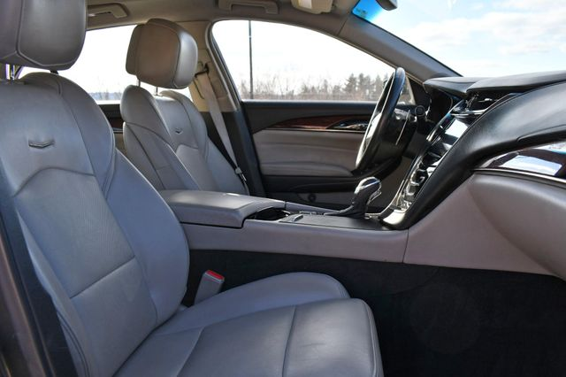 2014 Cadillac CTS Sedan Luxury AWD Naugatuck, Connecticut 11