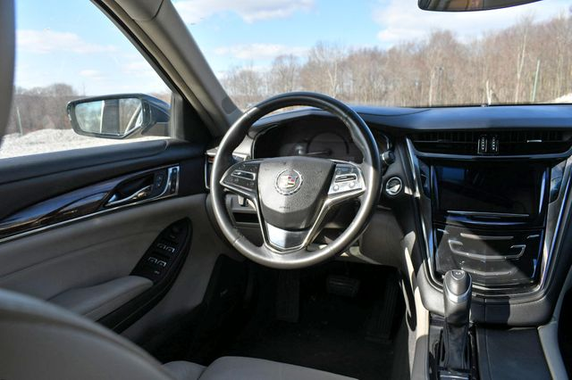2014 Cadillac CTS Sedan Luxury AWD Naugatuck, Connecticut 17
