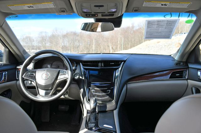 2014 Cadillac CTS Sedan Luxury AWD Naugatuck, Connecticut 18