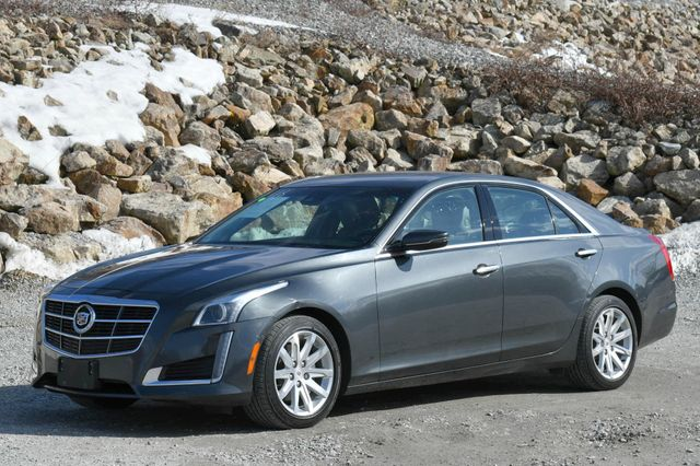 2014 Cadillac CTS Sedan Luxury AWD Naugatuck, Connecticut 2