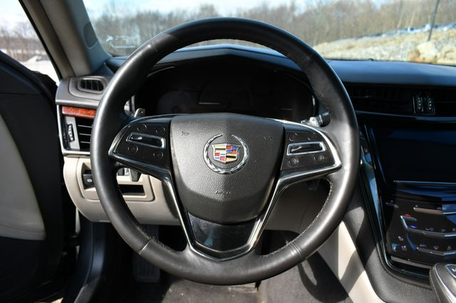 2014 Cadillac CTS Sedan Luxury AWD Naugatuck, Connecticut 22