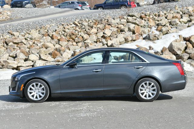 2014 Cadillac CTS Sedan Luxury AWD Naugatuck, Connecticut 3