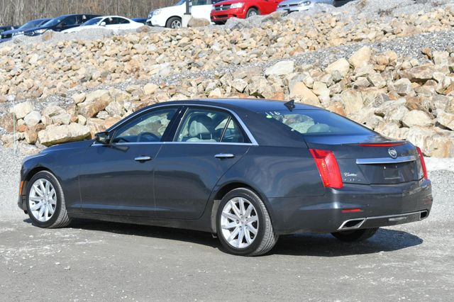 2014 Cadillac CTS Sedan Luxury AWD Naugatuck, Connecticut 4