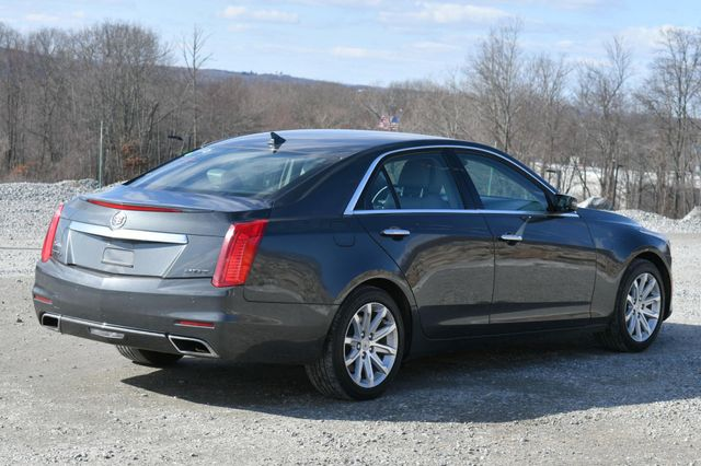 2014 Cadillac CTS Sedan Luxury AWD Naugatuck, Connecticut 6