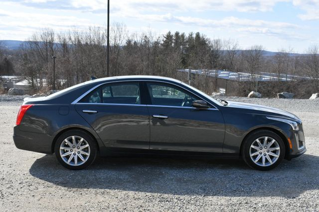 2014 Cadillac CTS Sedan Luxury AWD Naugatuck, Connecticut 7