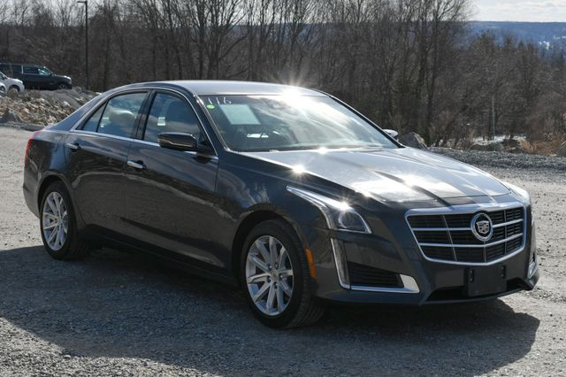 2014 Cadillac CTS Sedan Luxury AWD Naugatuck, Connecticut 8