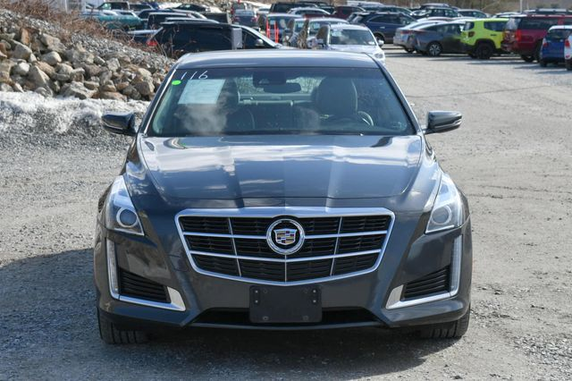 2014 Cadillac CTS Sedan Luxury AWD Naugatuck, Connecticut 9