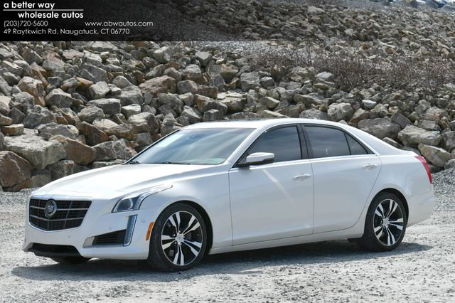 2014 Cadillac CTS Sedan Vsport RWD Naugatuck, Connecticut