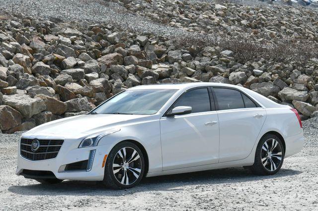 2014 Cadillac CTS Sedan Vsport RWD Naugatuck, Connecticut 2