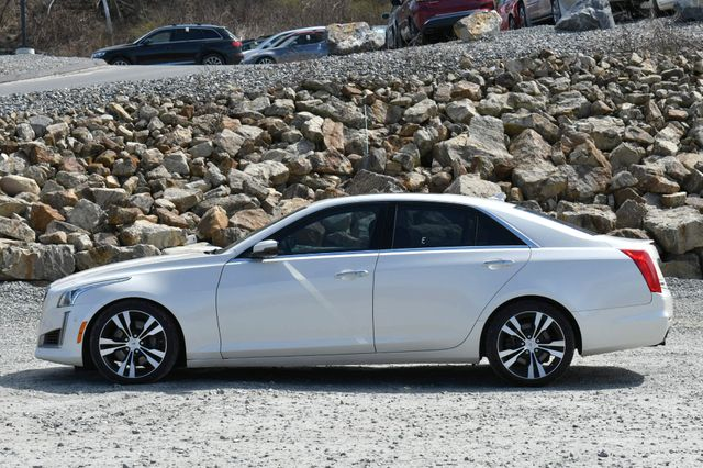 2014 Cadillac CTS Sedan Vsport RWD Naugatuck, Connecticut 3