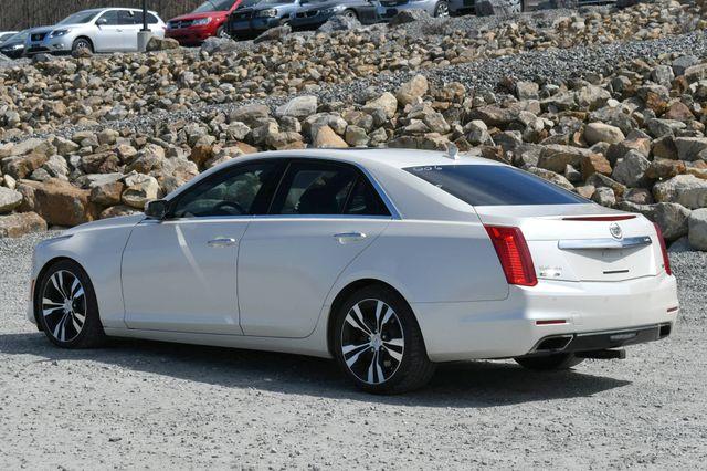 2014 Cadillac CTS Sedan Vsport RWD Naugatuck, Connecticut 4