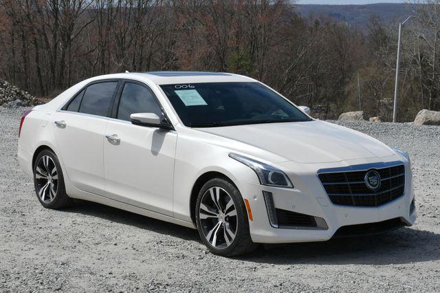 2014 Cadillac CTS Sedan Vsport RWD Naugatuck, Connecticut 8