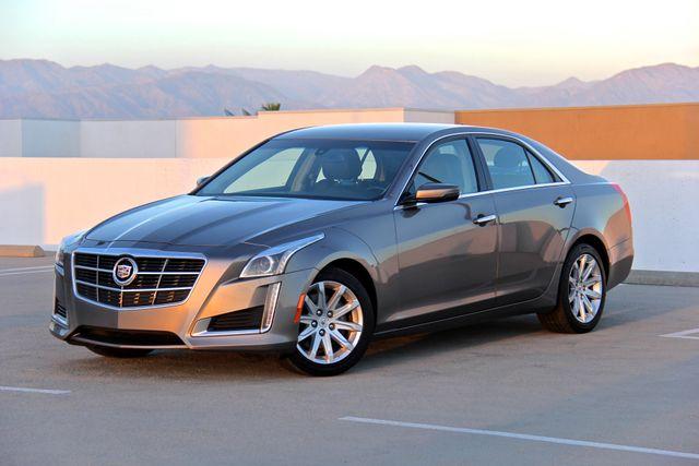 2014 Cadillac CTS Sedan RWD Reseda, CA 11