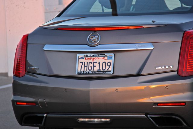 2014 Cadillac CTS Sedan RWD Reseda, CA 6