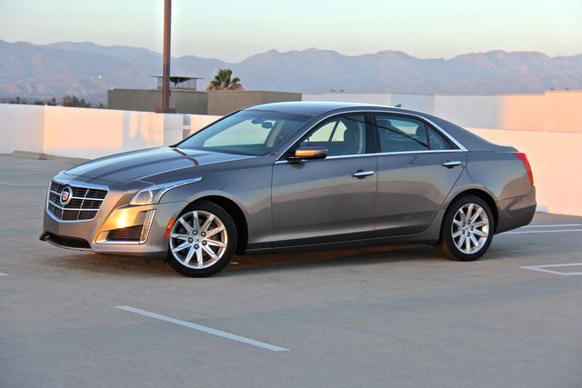 2014 Cadillac CTS Sedan RWD Reseda, CA 10