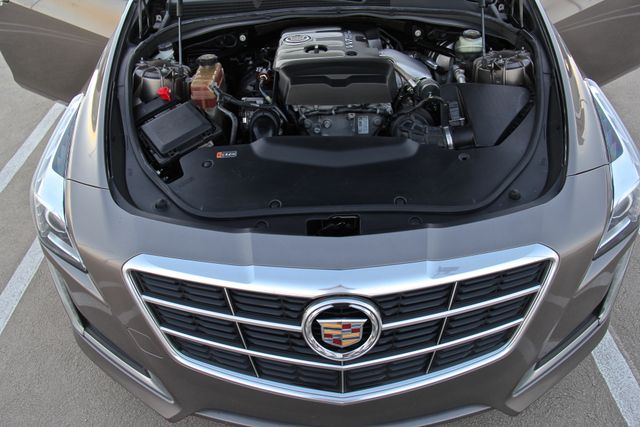 2014 Cadillac CTS Sedan RWD Reseda, CA 30