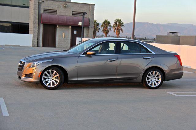 2014 Cadillac CTS Sedan RWD Reseda, CA 4