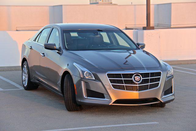 2014 Cadillac CTS Sedan RWD Reseda, CA 14