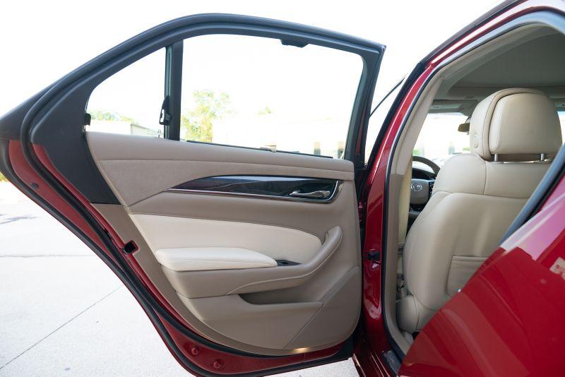 2014 Cadillac CTS Sedan Vsport Premium RWD in Rowlett, Texas