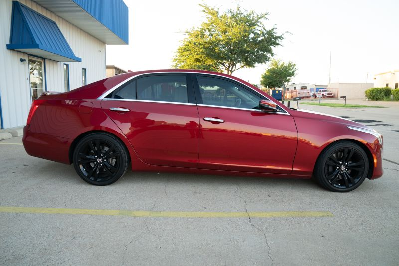 2014 Cadillac CTS Sedan Vsport Premium RWD in Rowlett, Texas