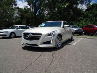 2014 Cadillac CTS Sedan Luxury RWD SEFFNER, Florida 7