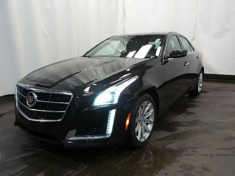 2014 Cadillac CTS Sedan Luxury AWD  in Victoria, MN