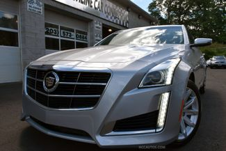 2014 Cadillac CTS Sedan Luxury AWD Waterbury, Connecticut 11