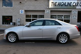 2014 Cadillac CTS Sedan Luxury AWD Waterbury, Connecticut 4
