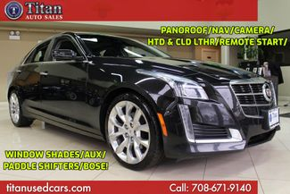 2014 Cadillac CTS Sedan Performance AWD in Worth, IL 60482