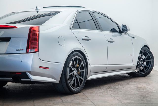2014 Cadillac CTS-V Sedan With Upgrades in Addison, TX 75001