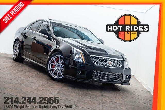 2014 Cadillac CTS-V Sedan W/ Upgrades in Addison, TX 75001