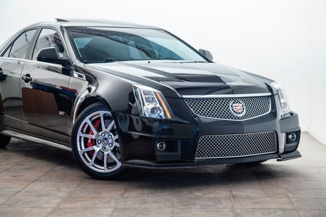 2014 Cadillac CTS-V Sedan W/ Upgrades in Addison, TX 75001