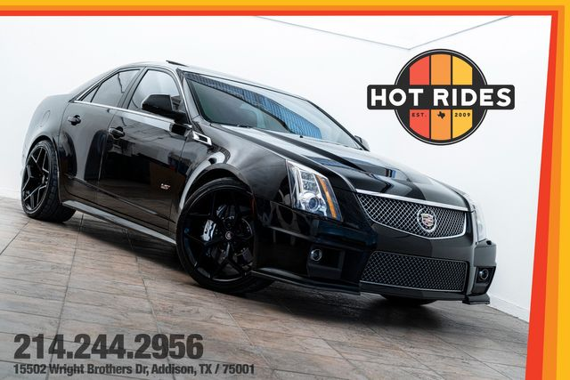 2014 Cadillac CTS-V Sedan RPM650-HP Pkg
