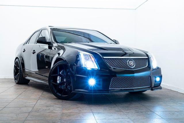 2014 Cadillac CTS-V Sedan RPM650-HP Pkg in Addison, TX 75001
